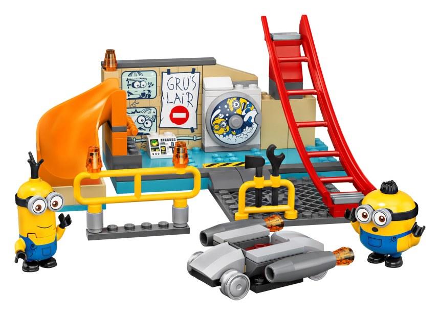 Toy Fair 2020 - Gru's Lab