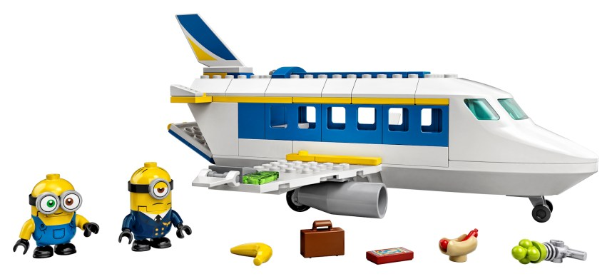 Toy Fair 2020 Minions Pilot in Training