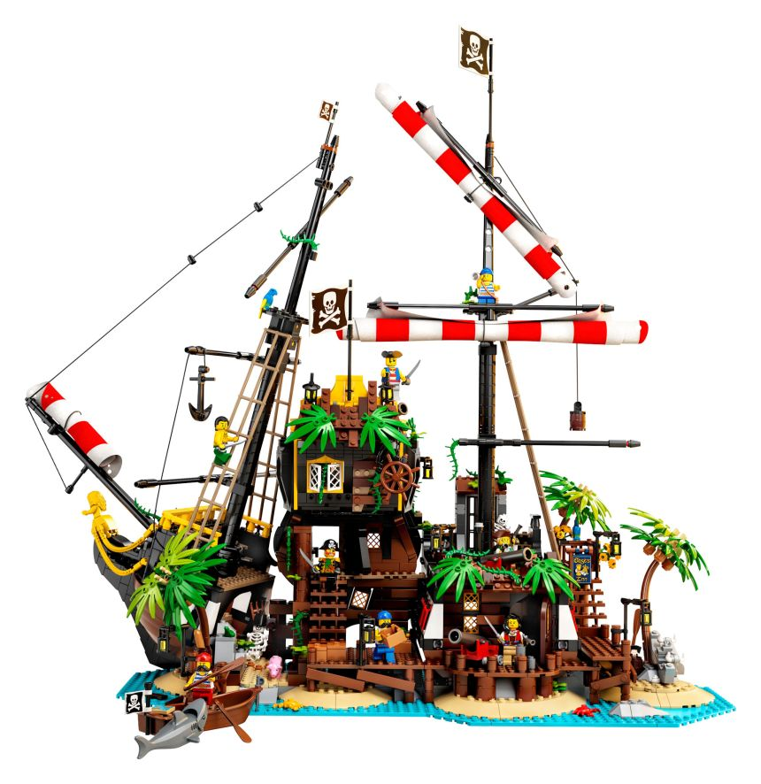 LEGO Pirates coming soon!