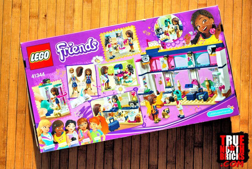 Andrea's Accessories Store (41344) rear box art.