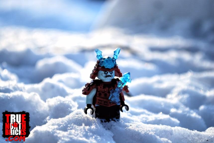Blizzard Warrior from Lloyd's Journey (70671).
