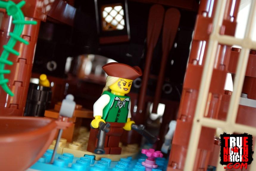 Smuggler's dock.