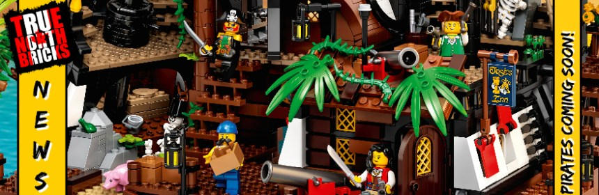 LEGO® Pirates Coming Soon!