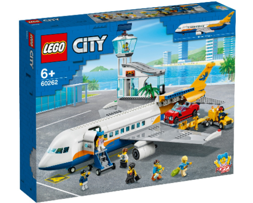 City summer 2020 set 60262