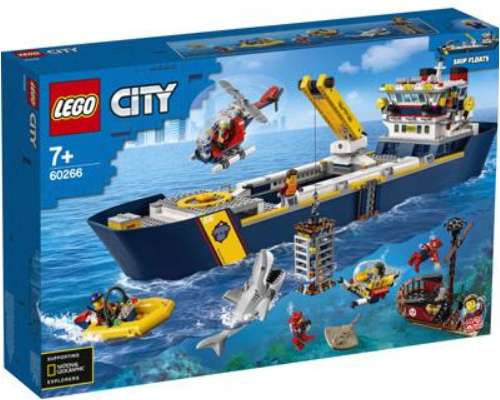 City summer 2020 set 60266