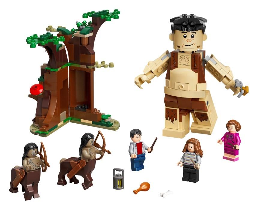 Harry Potter Summer 2020 Forbidden forest set