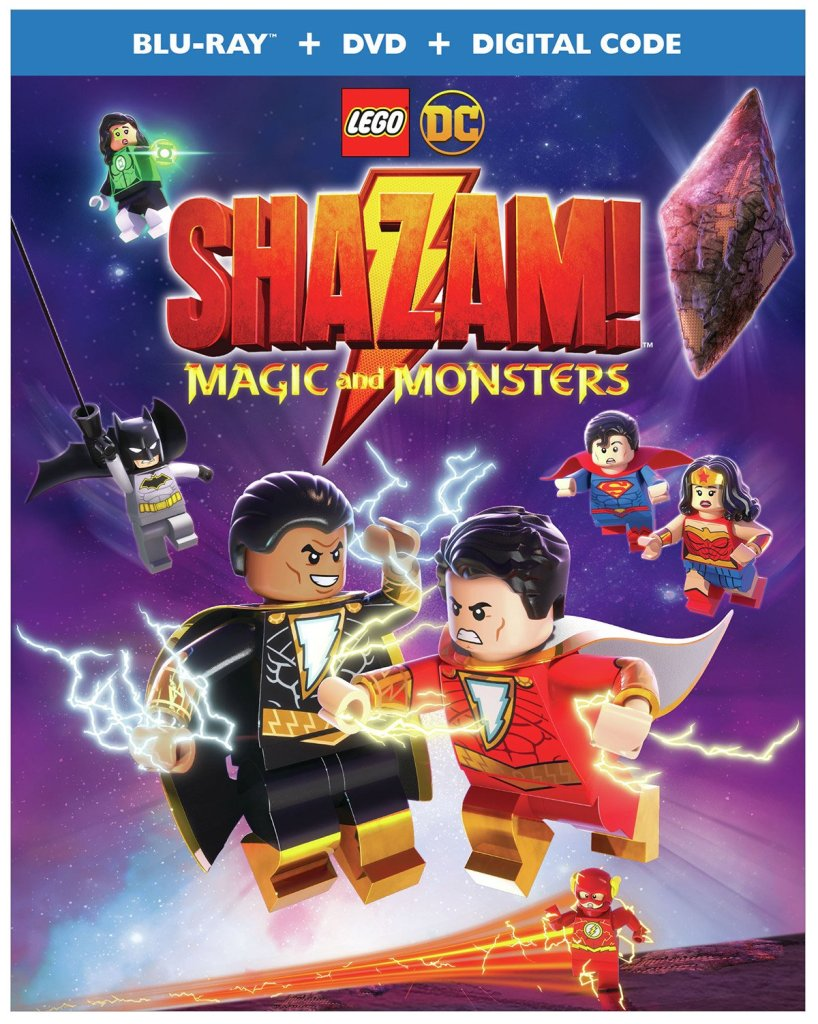 LEGO Shazam Movie