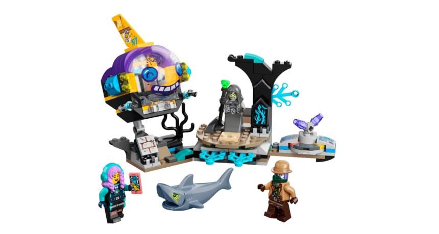 Summer 2020 Hidden Side J.B.'s Submarine