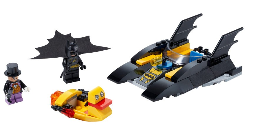 Summer 2020 superheroes Batboat: The Penguin Pursuit