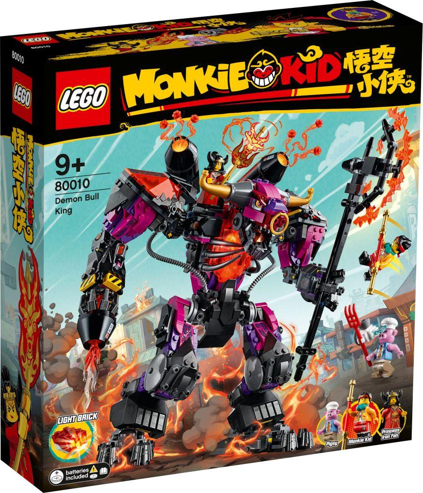 Monkie Kid Ser: Demon Bull King