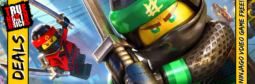 Ninjago Video Game Free for Download - True North Bricks