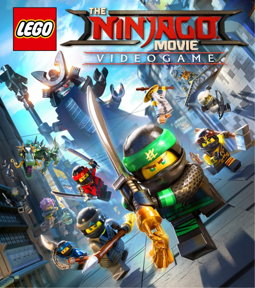 LEGO Ninjago video game free until May 21, 2020