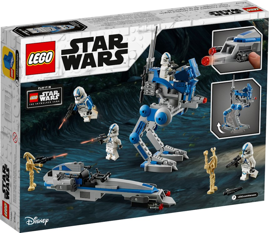 Summer 2020 Star Wars 501st Legion Clone Troopers