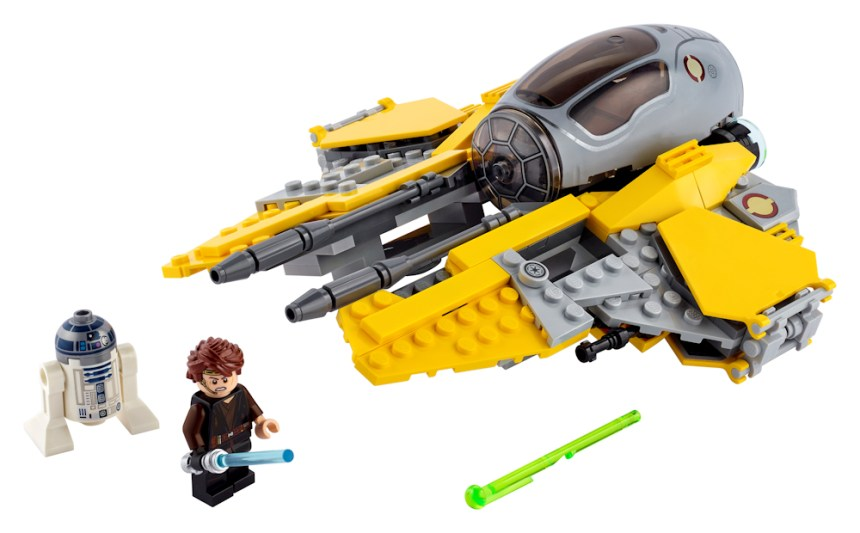 Summer 2020 Star Wars Jedi Interceptor