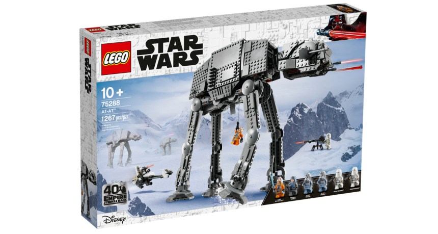 Summer 2020 Star Wars AT-AT
