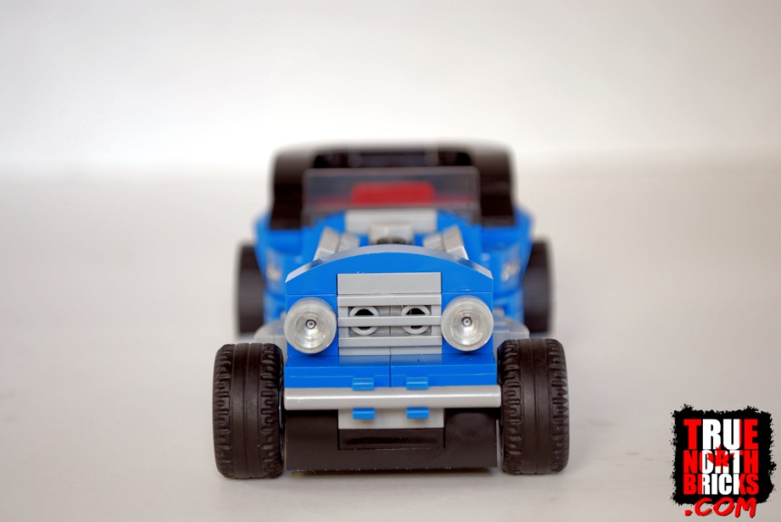 Hot Rod (40409) front view.