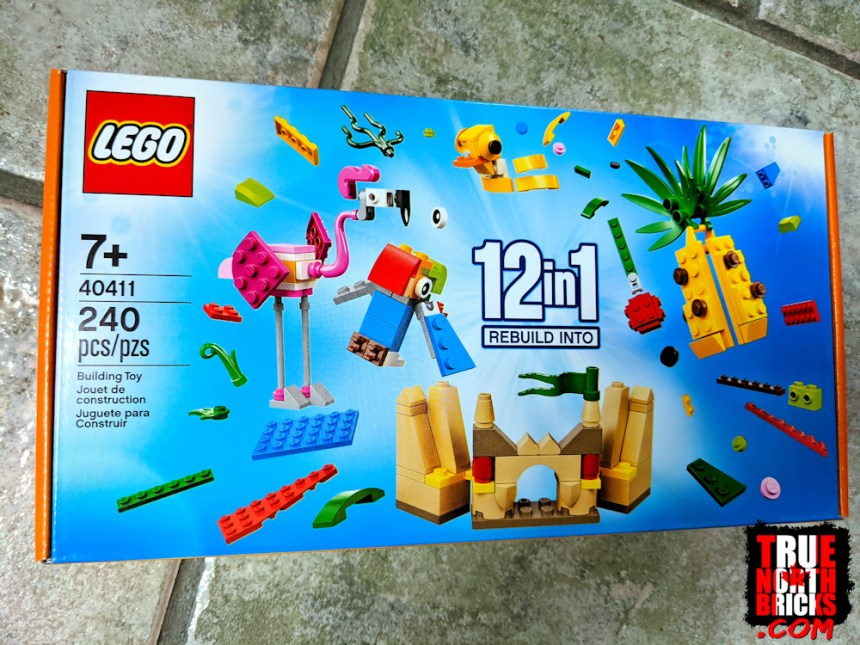 More stuff for July: Creative Fun 12-in-1 gift with purchase.
