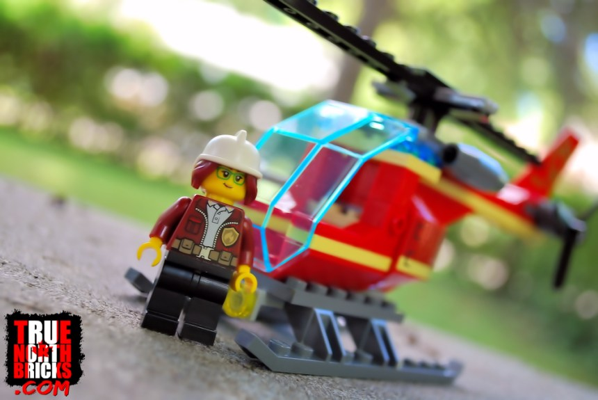 Main Square (60271) rescue helicopter.