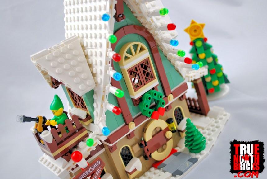 Elf Club House (10275)