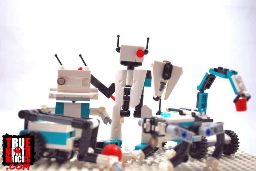 Mini Robots (40413)