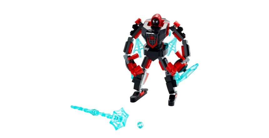 January 2021 Marvel Superheroes: Miles Morales Mech Armor