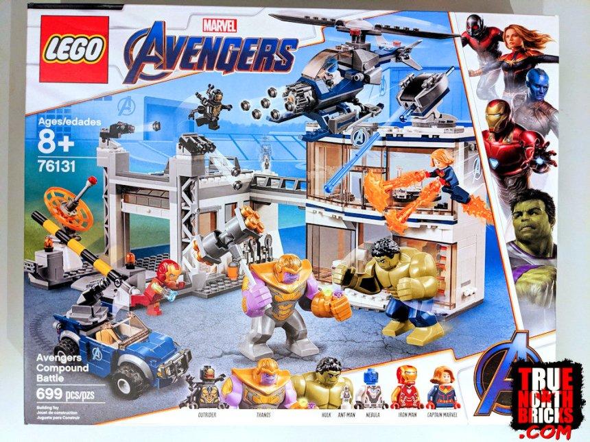 Black Friday 2020 Haul Avengers Compound Battle