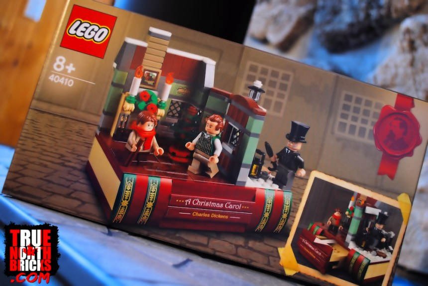 Charles Dickens Tribute (40410) front box art.