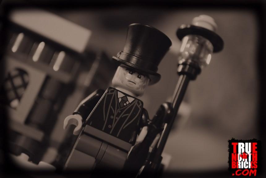 Charles Dickens Tribute (40410) Ebenezer Scrooge.