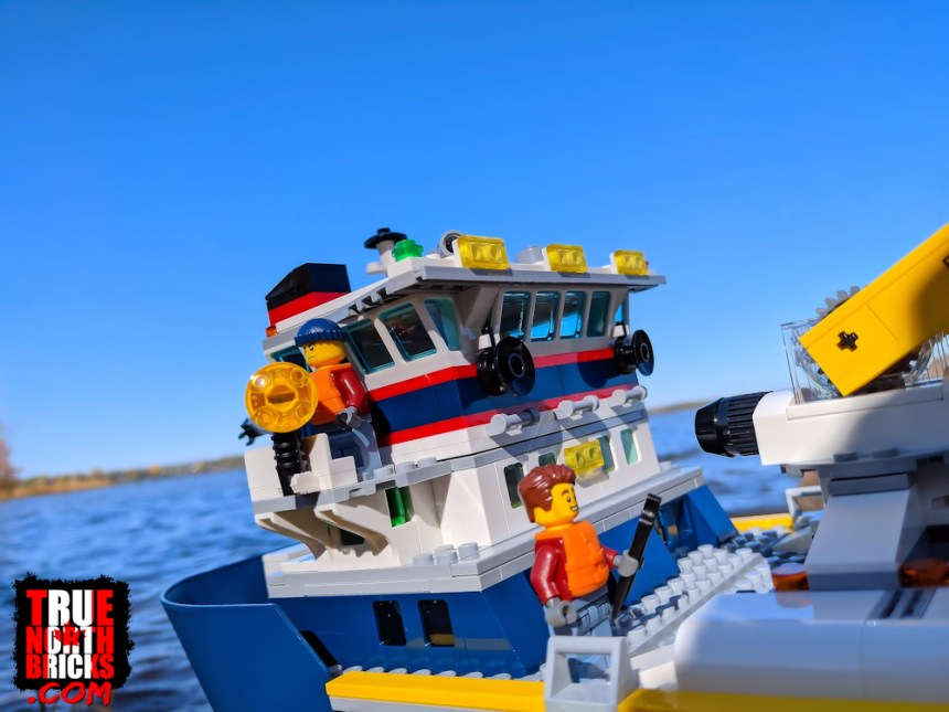 Ocean Exploration Ship (60266)