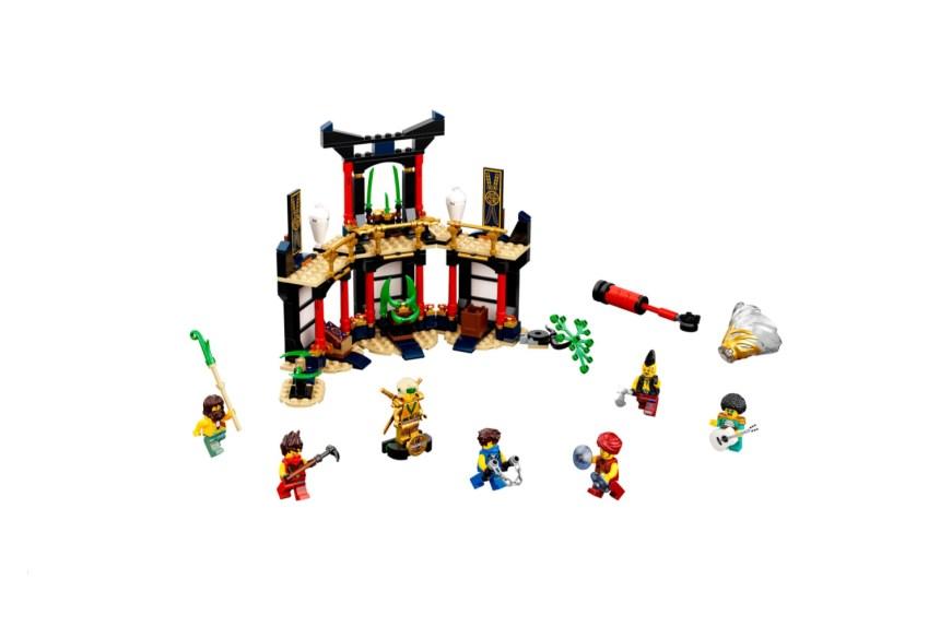 January 2021 Ninjago Tournament of Elements