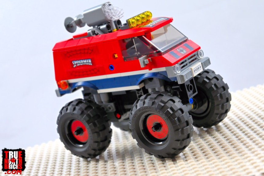 Spider-Man's Monster Truck