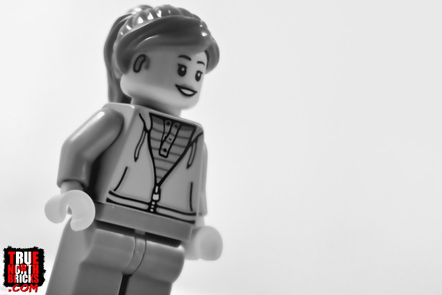 Top 10 Favorite Minifigures: Cochlear Implant Girl