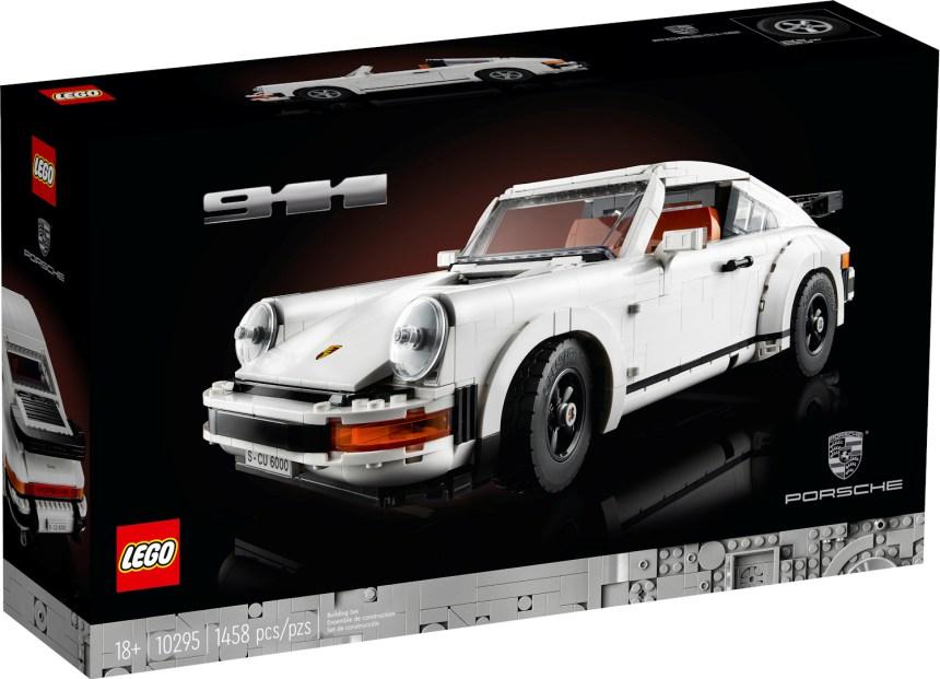 Porsche 911 Turbo and 911 Targa box art
