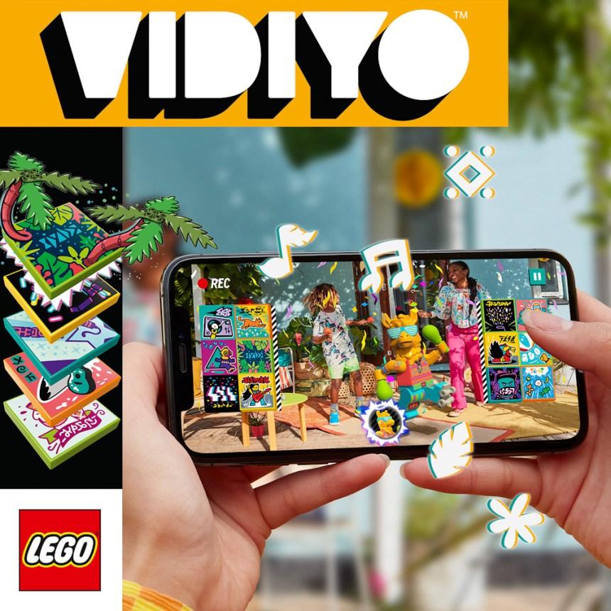 LEGO® Group launched Vidiyo