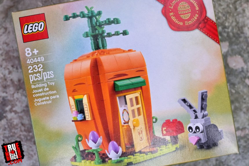 March 2021 Haul: Easter Bunny's Carrot House