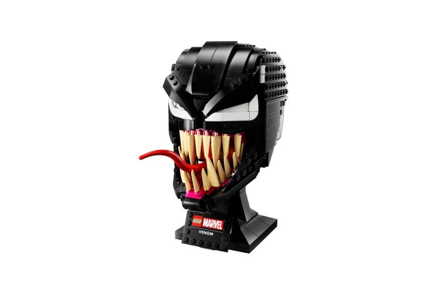 April 2021 Superheroes sets: venom