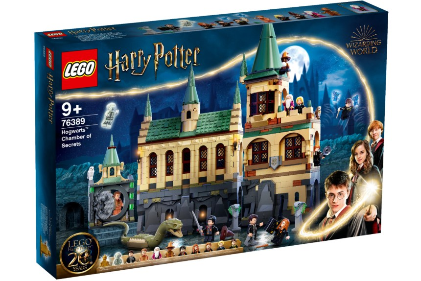 Summer 2021 Harry Potter Chamber of Secrets