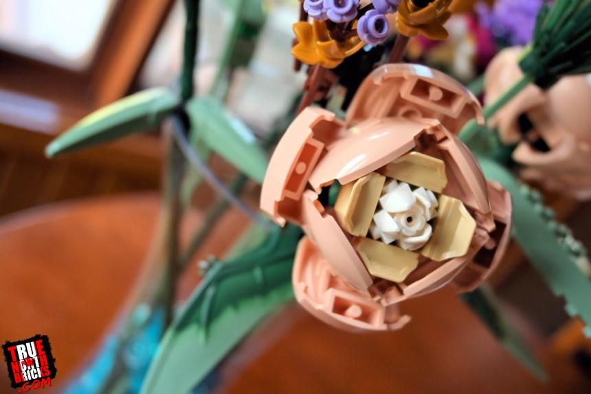 LEGO® Flower Bouquet Rose