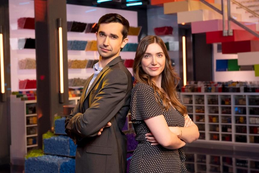 LEGO® Masters Contestants: Bryan & Lauren