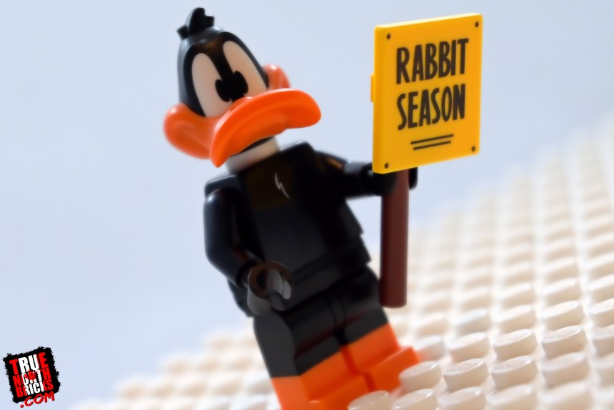Looney Tunes Minifigures: Daffy