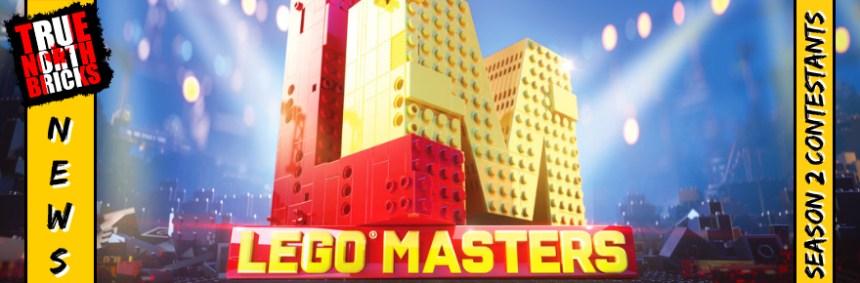 LEGO Masters Contestants Revealed