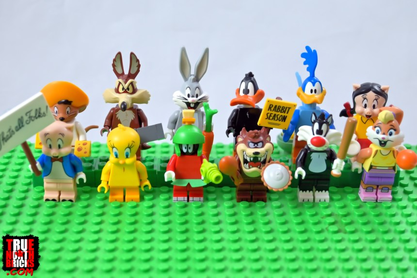 Looney Tunes Minifigures