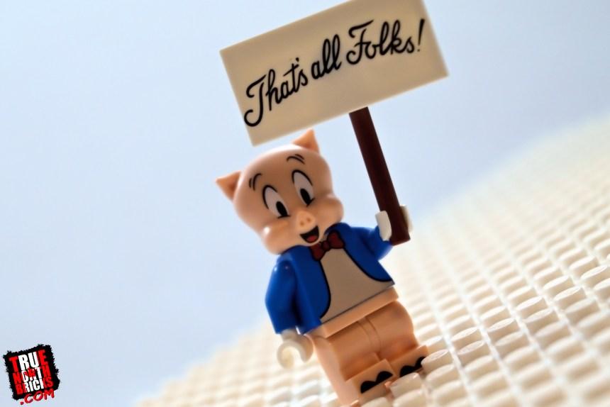 Looney Tunes Minifigures: Porky