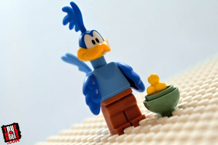 Looney Tunes Minifigures: Road Runner