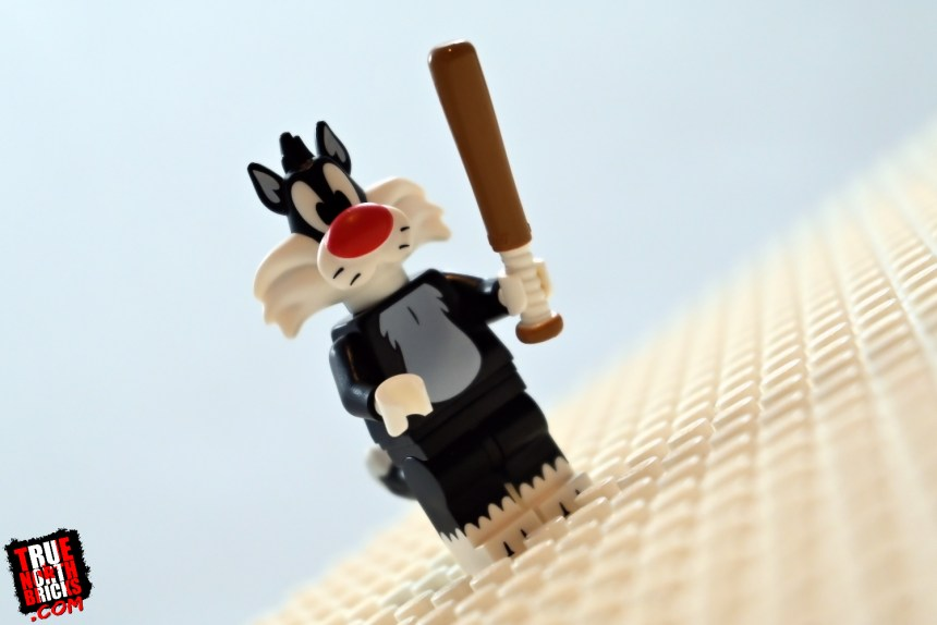 Looney Tunes Minifigures: Sylvester