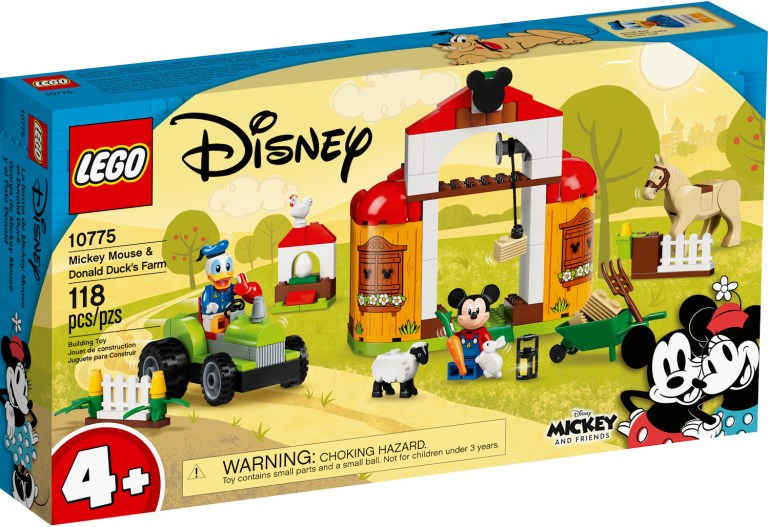 Mickey and Donald's Farm