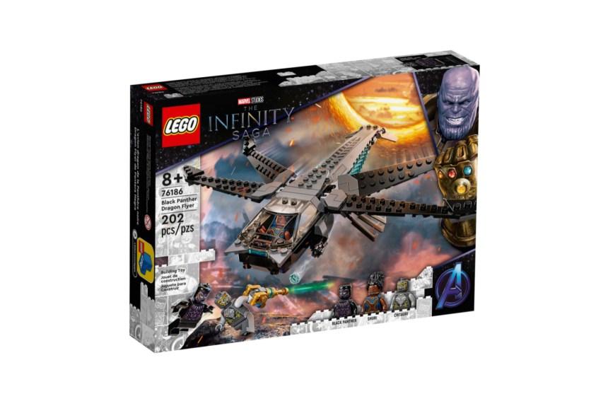 Black Panther Dragon Flyer