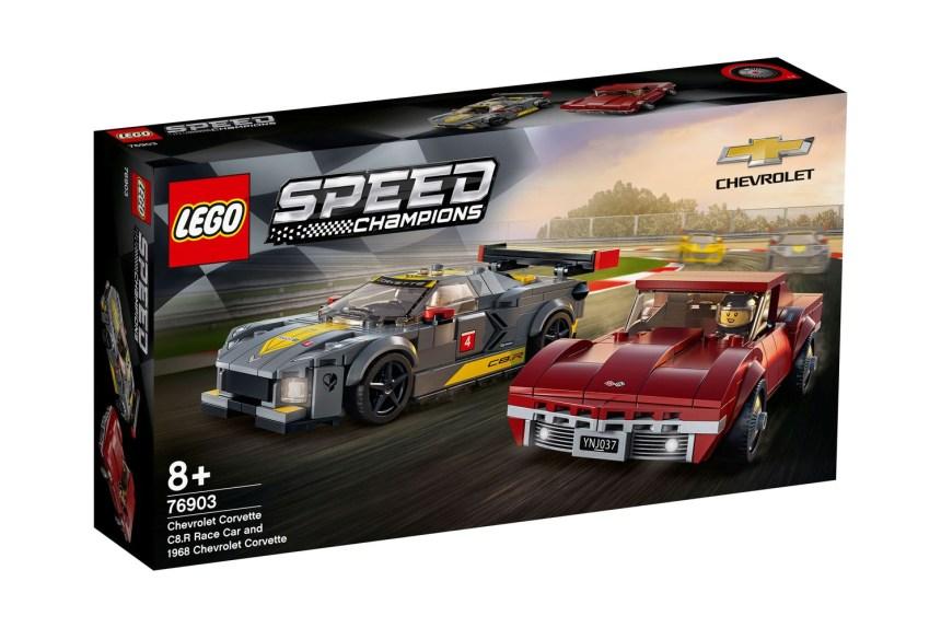 Speed Champions Corvettes