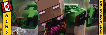Summer 2021 Minecraft Sets