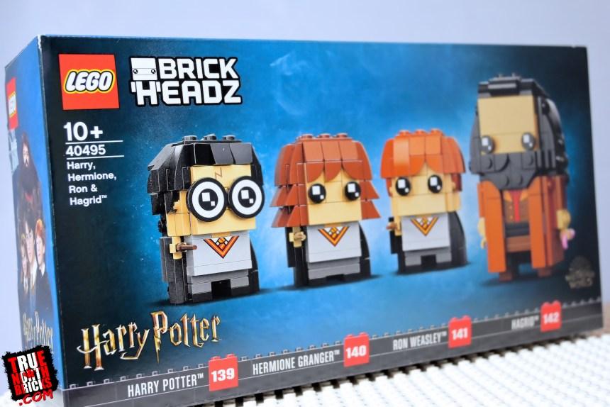 2021 Harry Potter BrickHeadz
